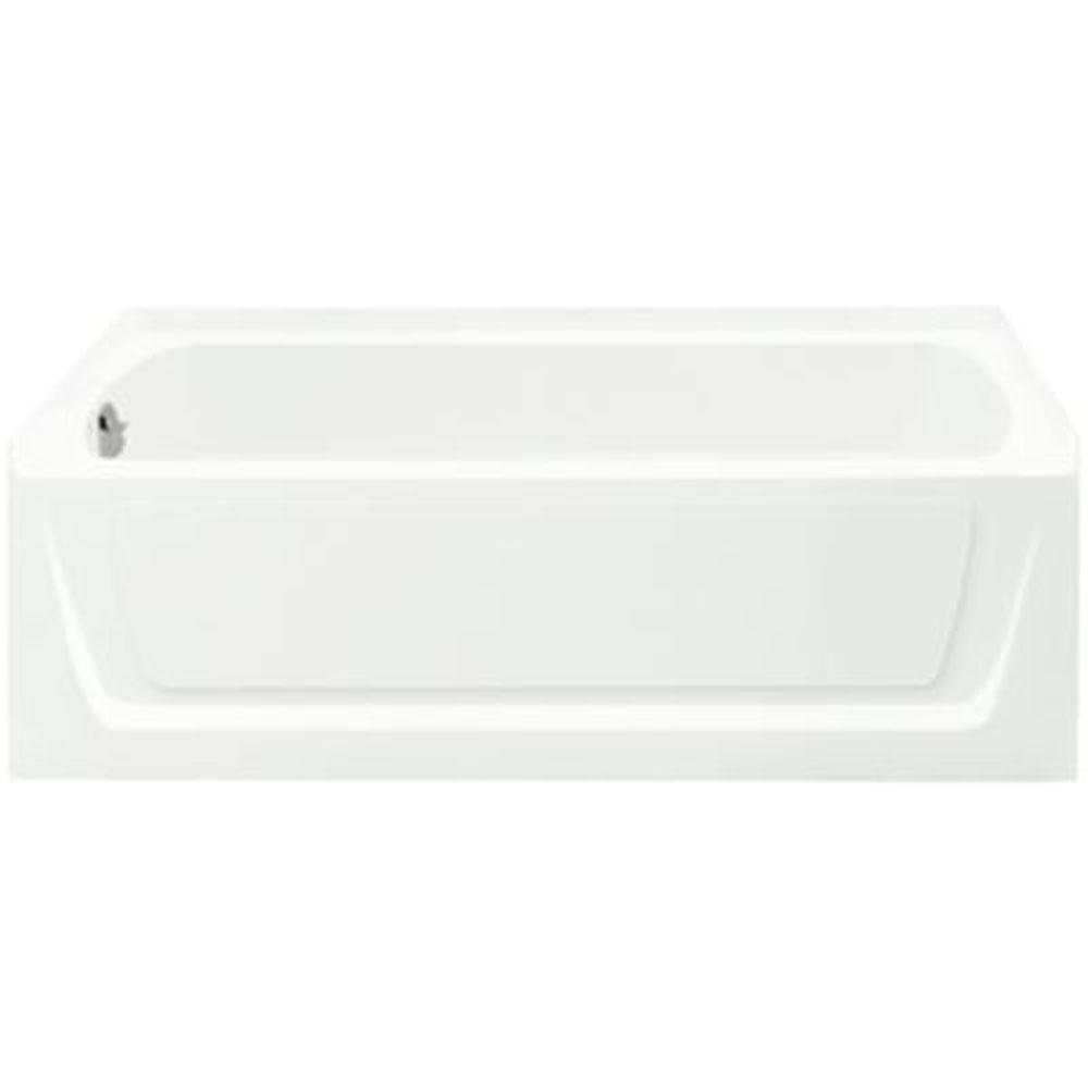 Sterling Plumbing Three Wall Alcove Soaking Tubs item 71121117-0