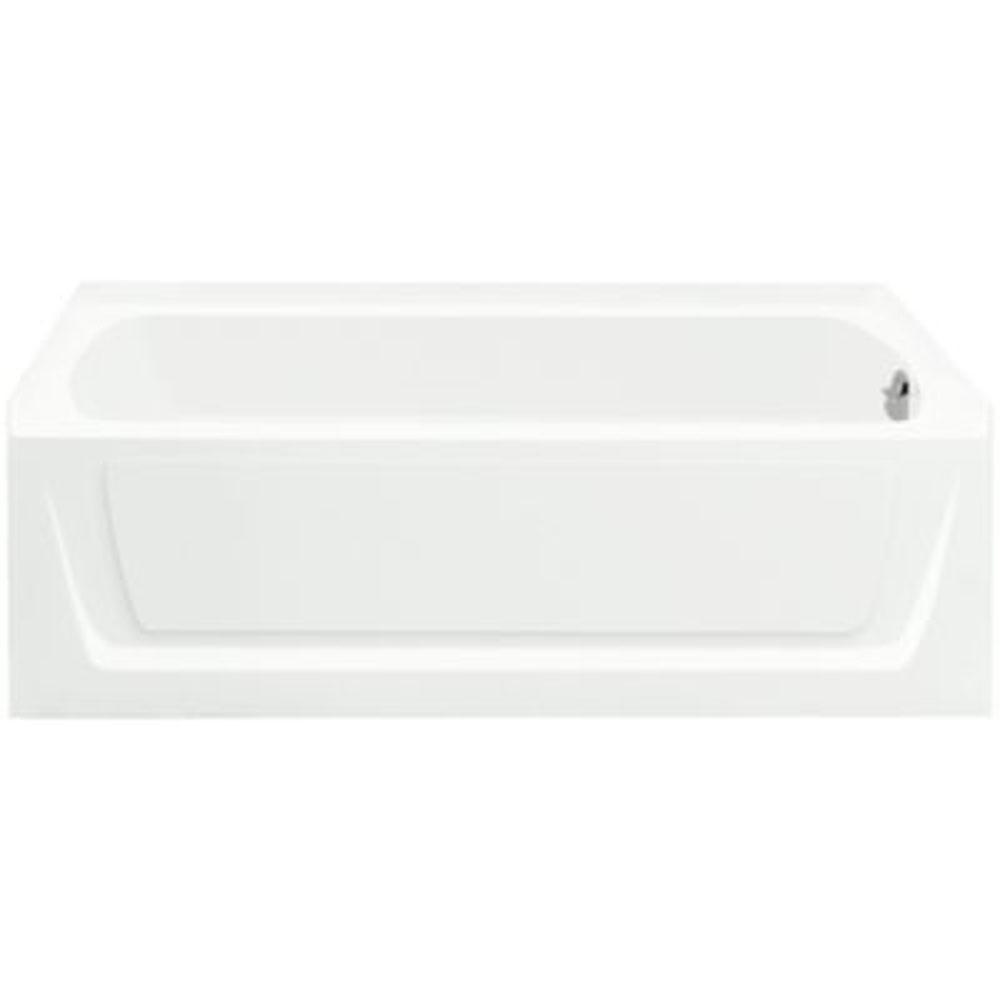 Sterling Plumbing Three Wall Alcove Soaking Tubs item 71121127-0