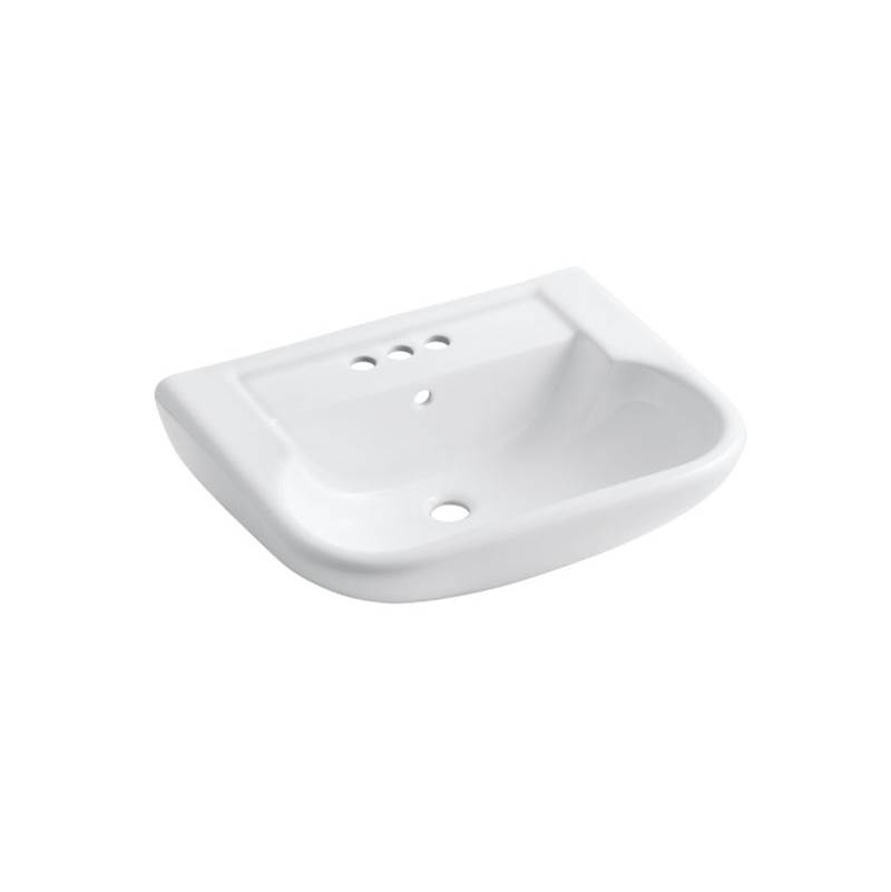 Sterling Plumbing Wall Mount Bathroom Sinks item 446424-96