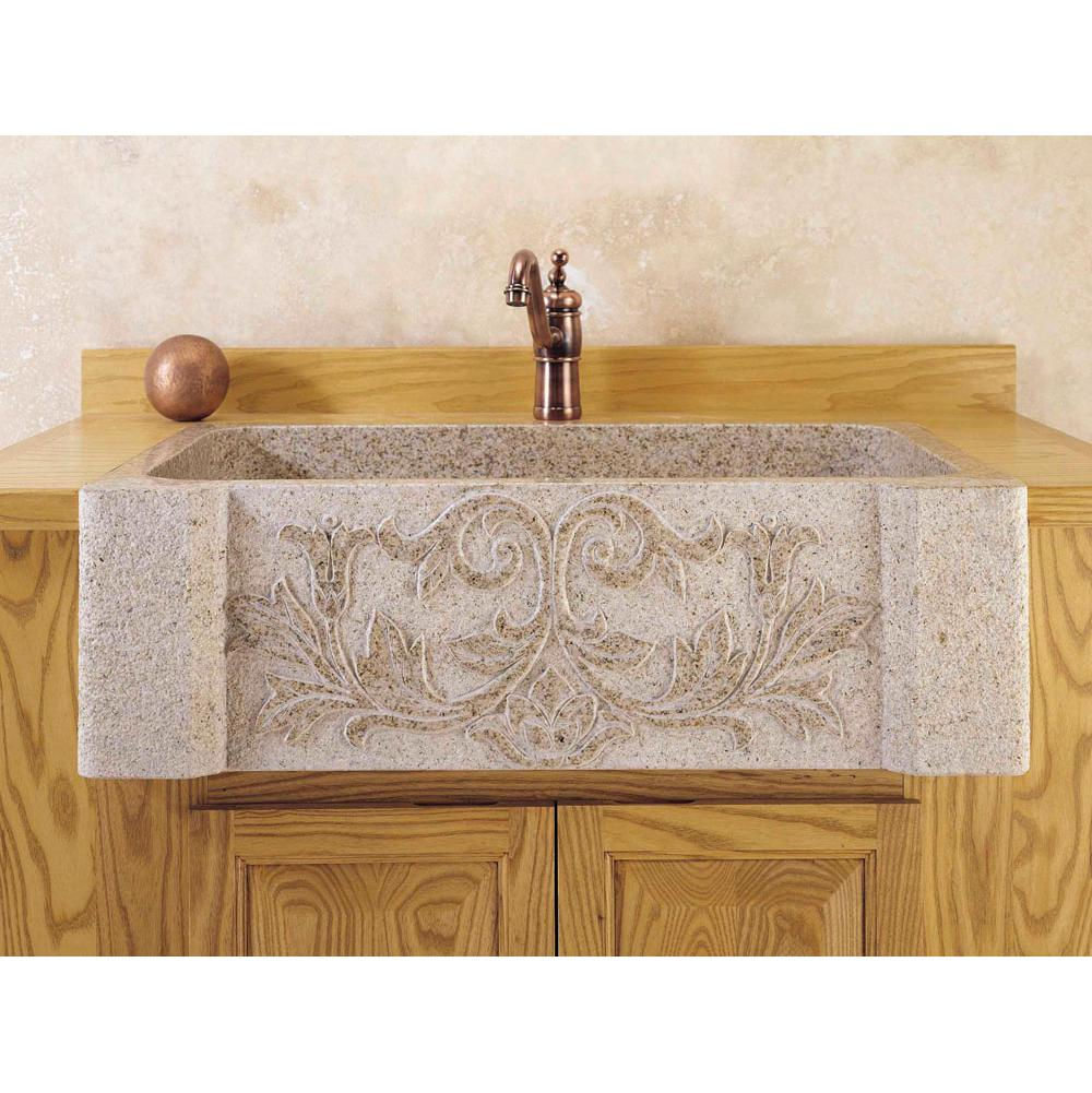 Stone Forest Farmhouse Kitchen Sinks item C04-V01 BE