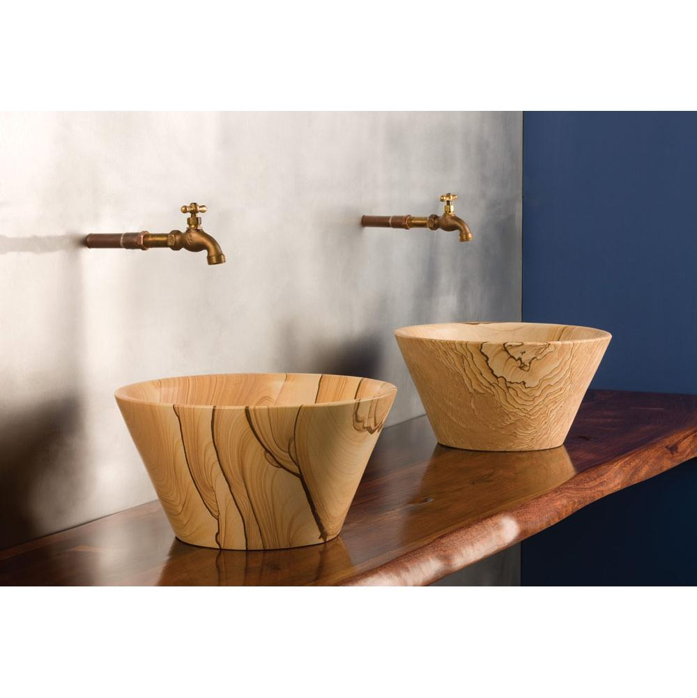Stone Forest Vessel Bathroom Sinks item C120 SN