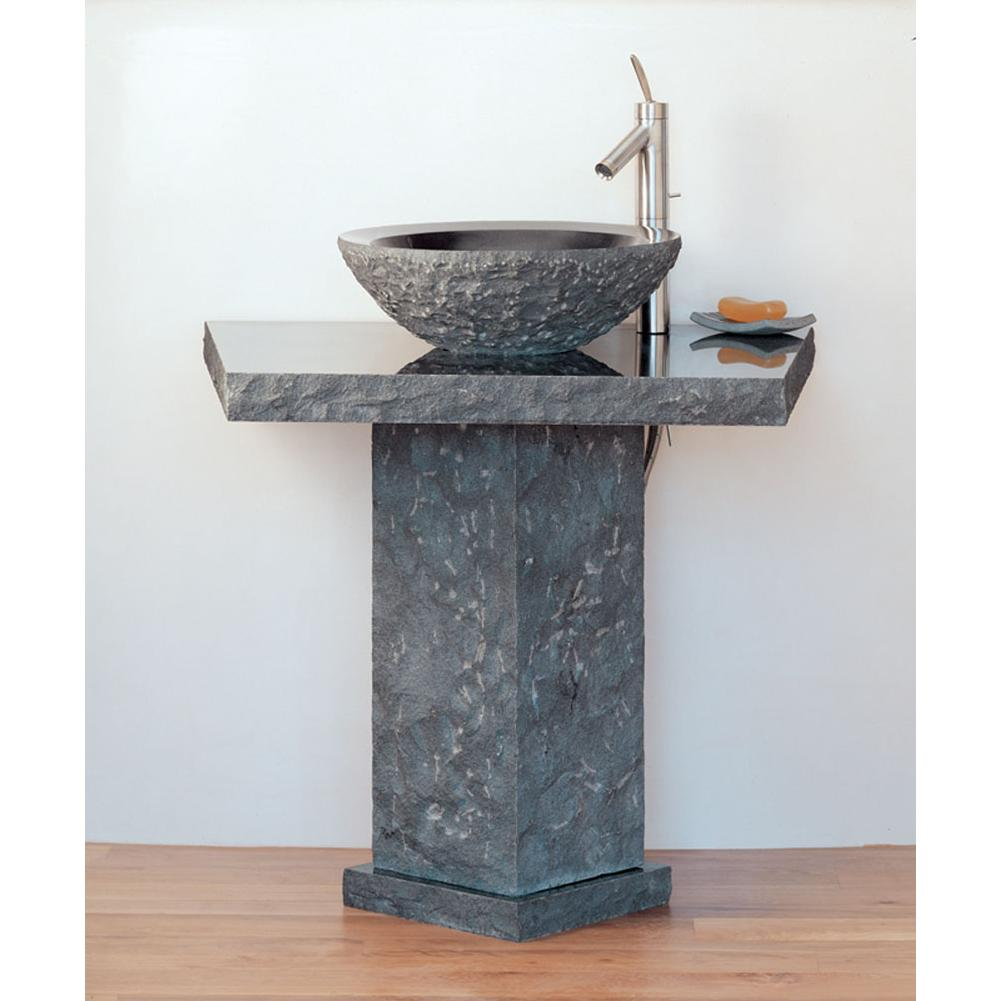 Stone Forest Vessel Bathroom Sinks item C25  MO