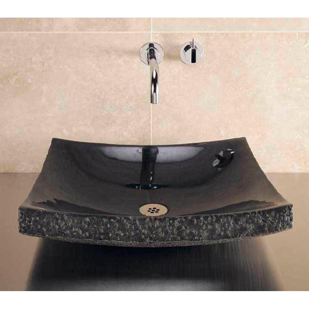 Stone Forest Vessel Bathroom Sinks item C36  BL