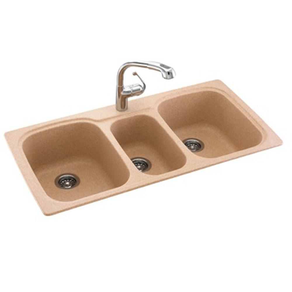 Swan Drop In Kitchen Sinks item KS04422TB.124