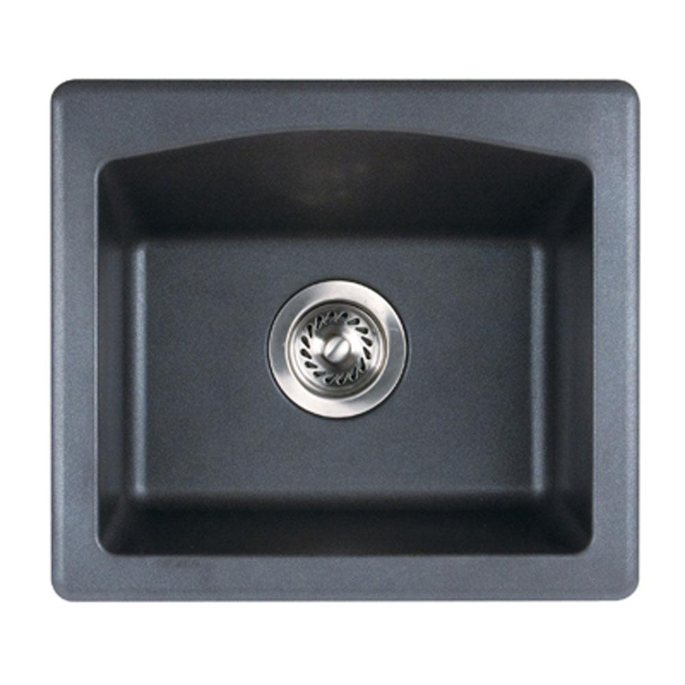 Swan Drop In Bar Sinks item QZ01816BS.076