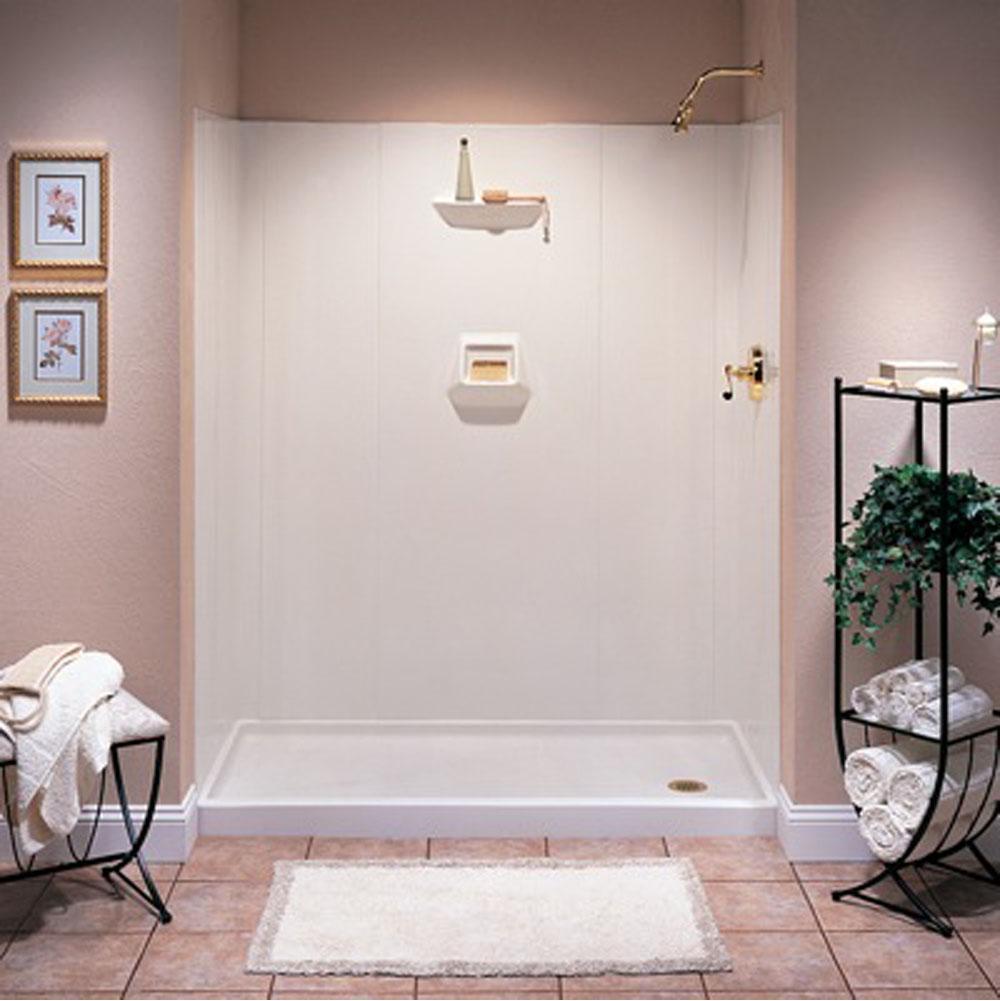 Bathroom Showers Shower Enclosures White | Gateway Supply - South ...