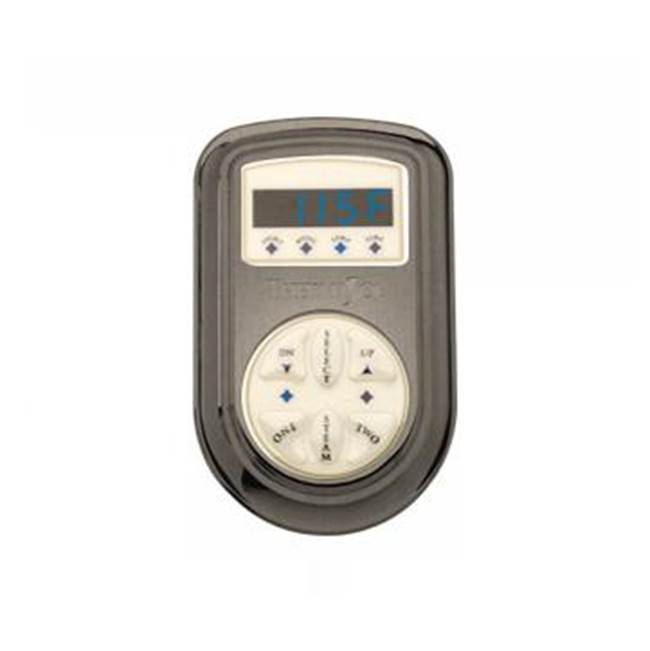 Thermasol  Steam Shower Controls item SET-BN