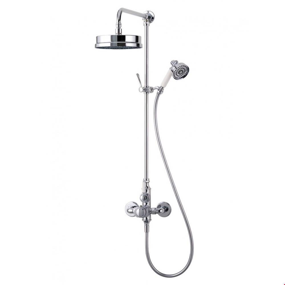 Victoria And Albert Thermostatic Valve Trim Shower Faucet Trims item FLO-20-BN