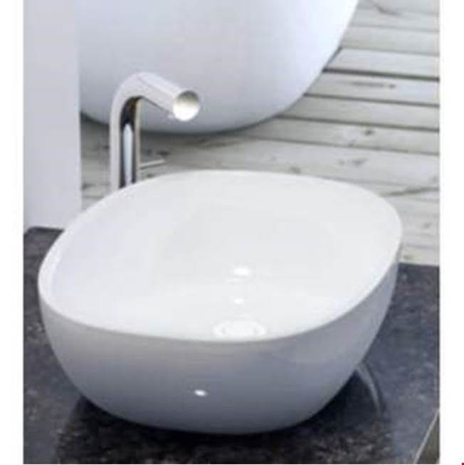 Victoria And Albert Vessel Bathroom Sinks item VB-BAR64-xx-NO