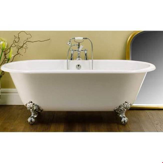 Victoria And Albert Clawfoot Soaking Tubs item CHE-N-xx-OF + FT-CHE-PN