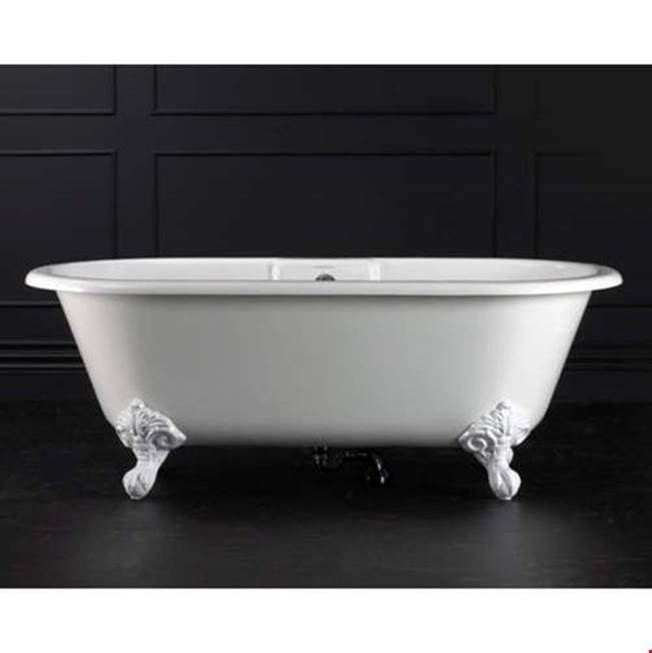 Victoria And Albert Clawfoot Soaking Tubs item CHE-N-SW-OF + FT-CHE-SW