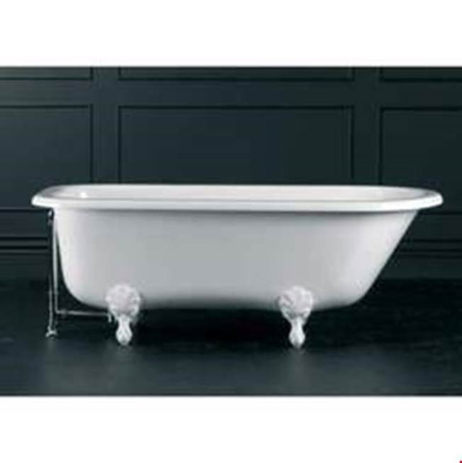 Victoria And Albert Clawfoot Soaking Tubs item HAM-N-SW-OF + FT-HAM-BN