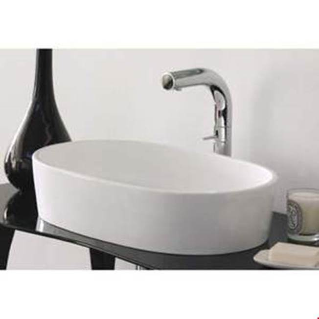 Victoria And Albert Vessel Bathroom Sinks item VB-IOS54-xx-NO