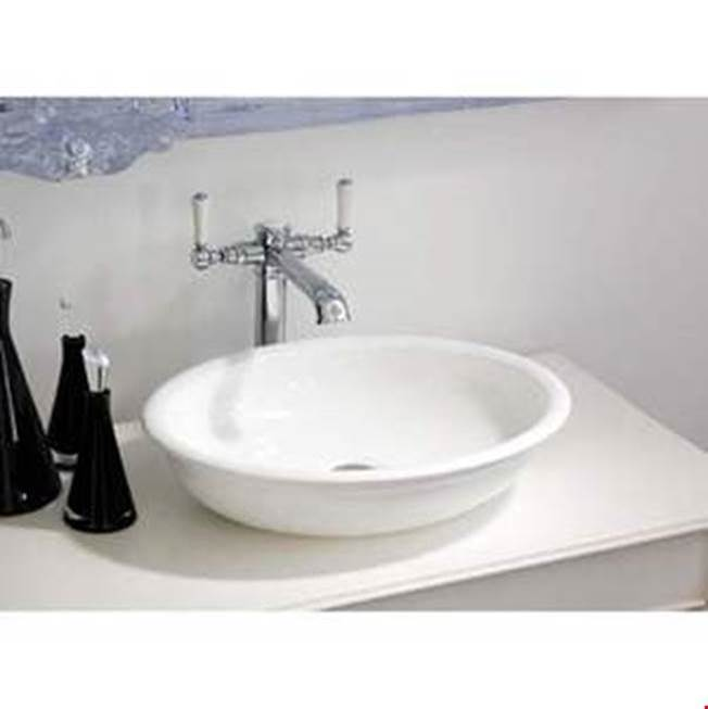 Victoria And Albert Vessel Bathroom Sinks item VB-RAD51-xx-NO