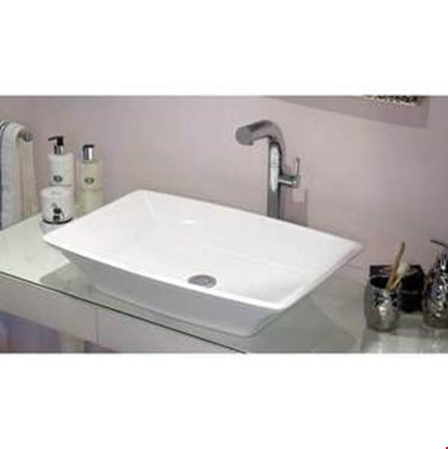 Victoria And Albert Vessel Bathroom Sinks item VB-RAV60-xx-NO