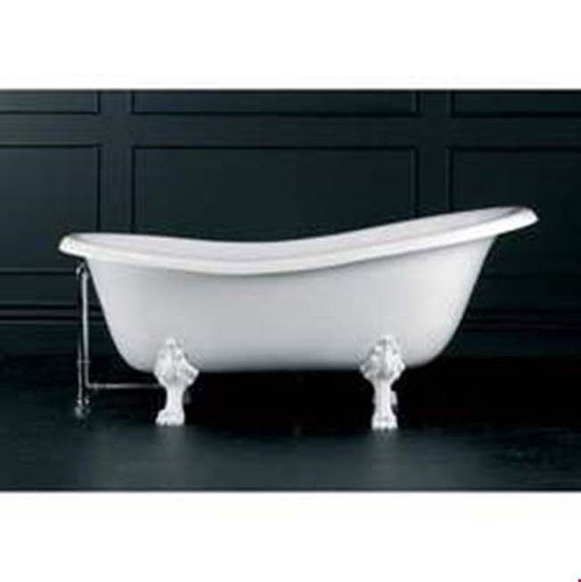 Victoria And Albert Clawfoot Soaking Tubs item ROX-N-xx-OF + FT-ROX-PB