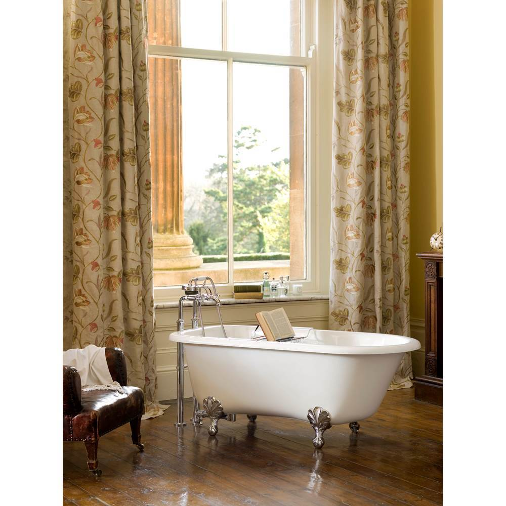 Victoria And Albert Clawfoot Soaking Tubs item WES-N-SW-OF + FT-HAM-PC