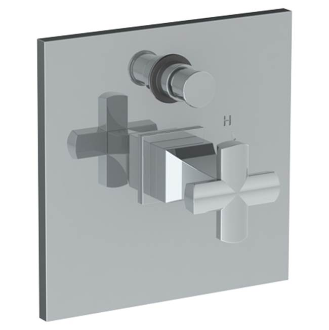 Watermark Pressure Balance Trims With Integrated Diverter Shower Faucet Trims item 125-P90-BG5-EB