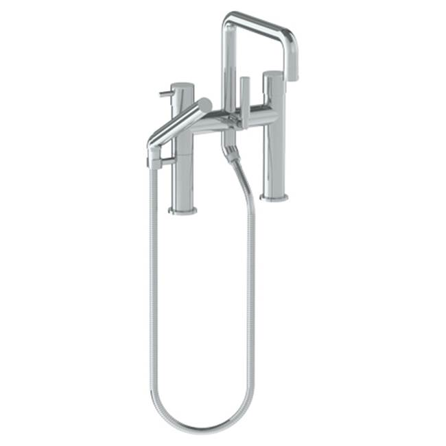 Watermark Deck Mount Roman Tub Faucets With Hand Showers item 22-8.26.2-TIB-VNCO