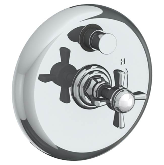 Watermark Pressure Balance Trims With Integrated Diverter Shower Faucet Trims item 321-P90-S1-EB