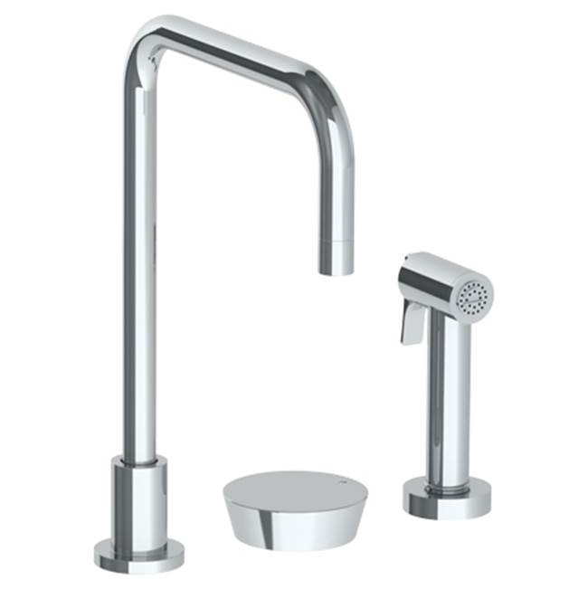 Watermark Deck Mount Kitchen Faucets item 36-7.1.3A-BL1-AB