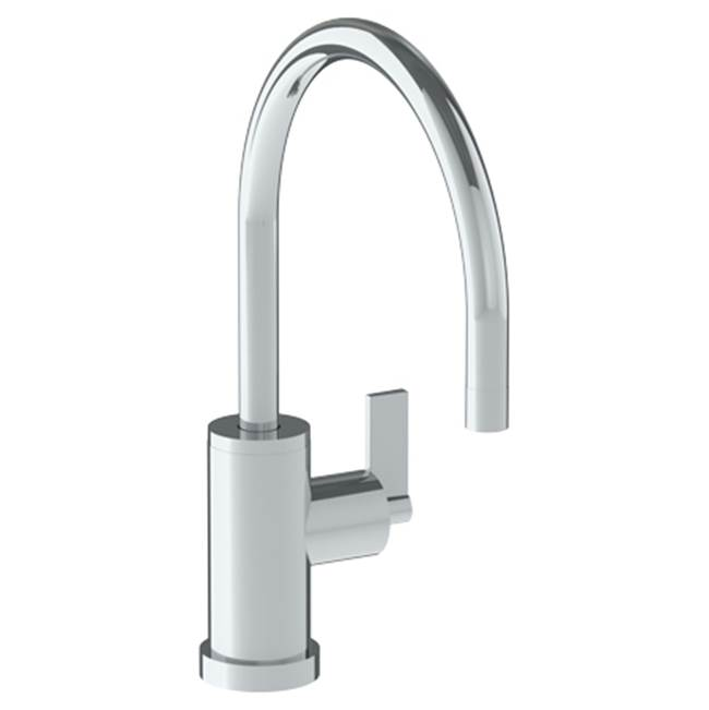 Watermark Deck Mount Kitchen Faucets item 37-7.3G-BL2-GP