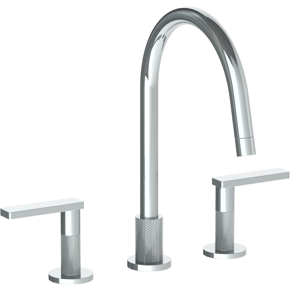 Watermark Deck Mount Kitchen Faucets item 70-7G-RNK8-SG