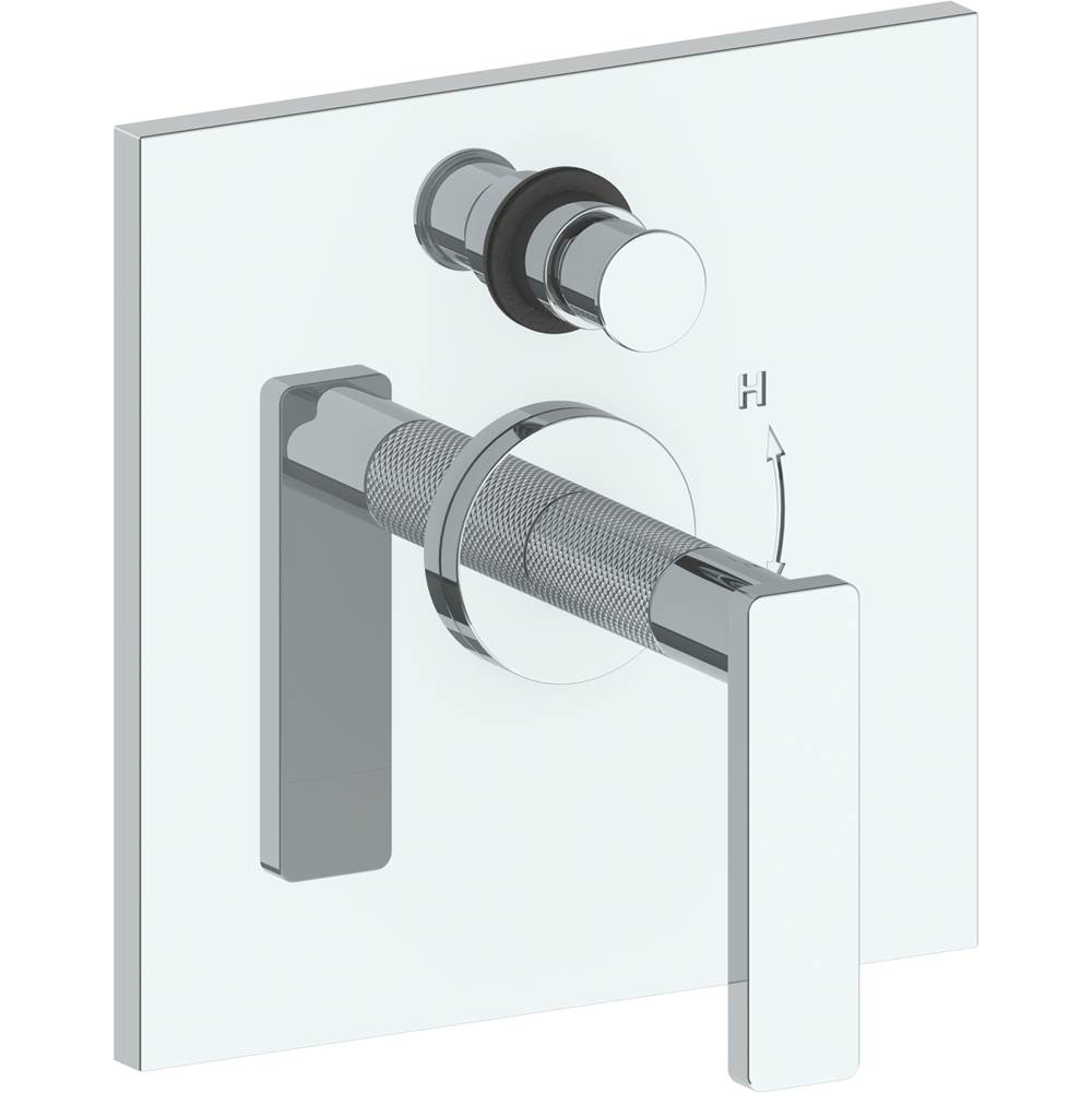 Watermark Pressure Balance Trims With Integrated Diverter Shower Faucet Trims item 70-P90-RNK8-ORB