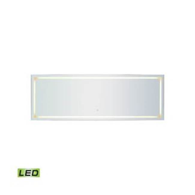 Ryvyr Electric Lighted Mirrors Mirrors item LM3K-1855-PL4