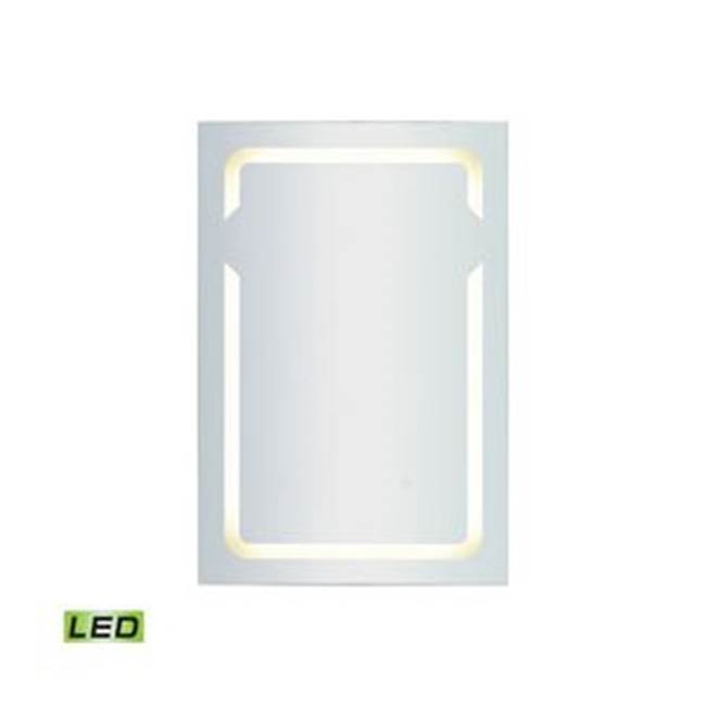 Ryvyr Electric Lighted Mirrors Mirrors item LM3K-2436-PL4