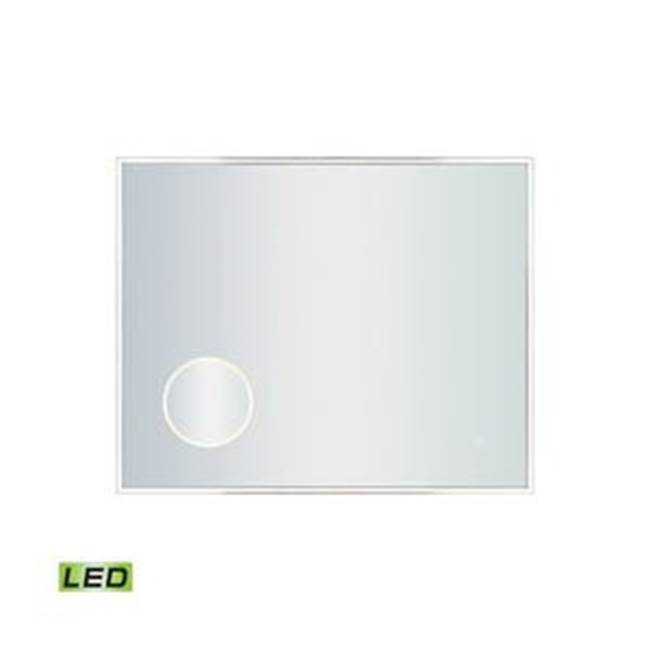 Ryvyr Electric Lighted Mirrors Mirrors item LM3K-3024-BL4-MAG