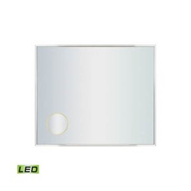 Ryvyr Electric Lighted Mirrors Mirrors item LM3K-3630-BL4-MAG