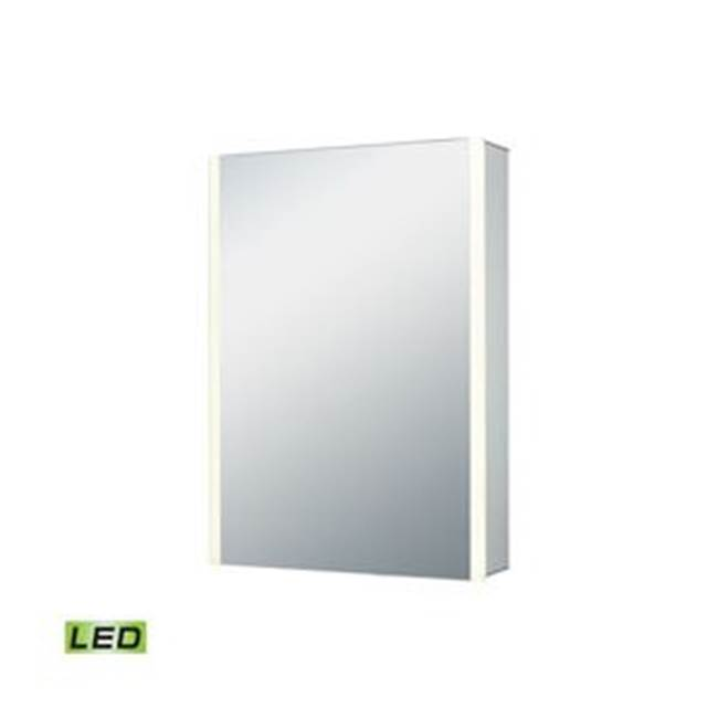 Ryvyr Electric Lighted Mirrors Mirrors item LMC3K-2027-EL2