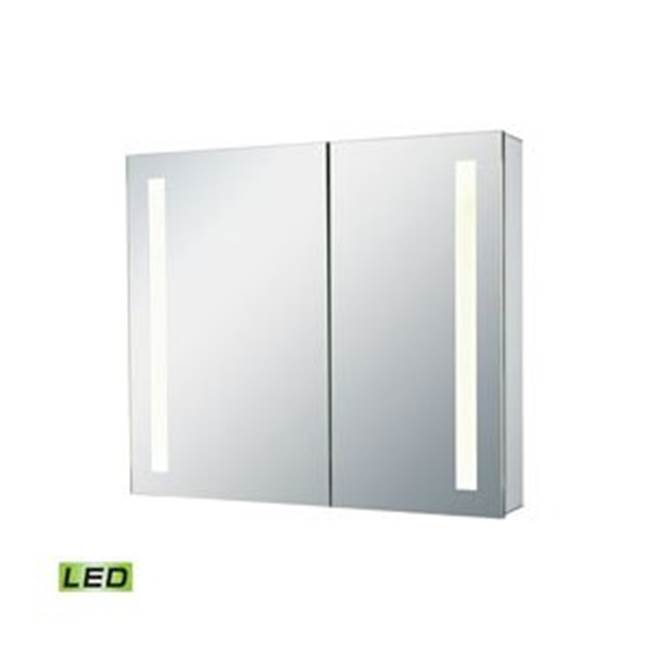 Ryvyr Electric Lighted Mirrors Mirrors item LMC3K-3227-PL2