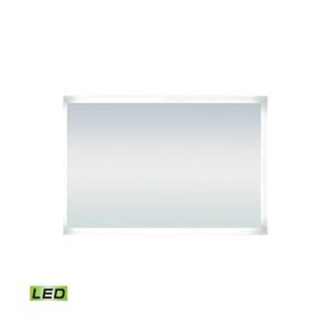 Ryvyr Electric Lighted Mirrors Mirrors item LMVK-3024-BL4