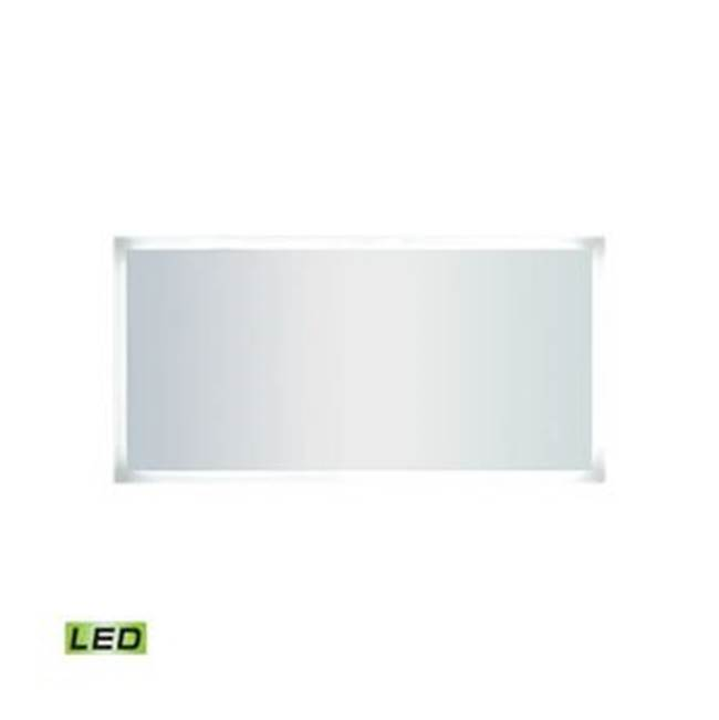Ryvyr Electric Lighted Mirrors Mirrors item LMVK-4824-BL4