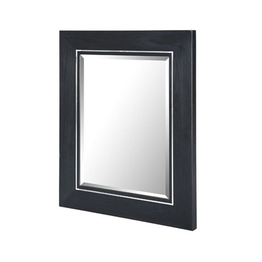 Ryvyr  Mirrors item M-MANHATTAN-30BK